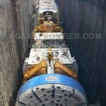 tbm-tunel acma makinasi - tunnel boring machine
