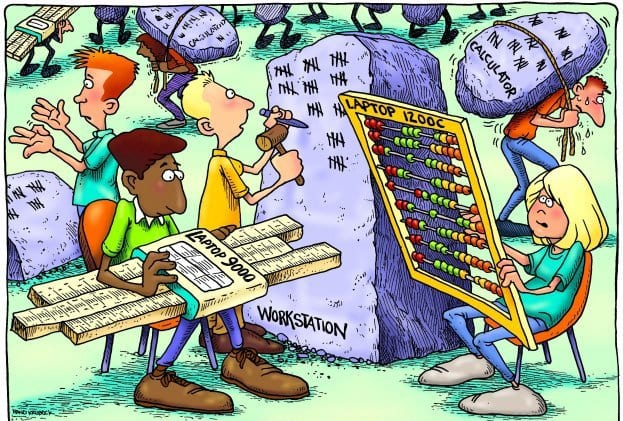 muhendis-karikatur-3 Mühendisler Olmasaydı ?