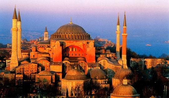 ayasofya-camii Dünyanın En Güzel Binaları