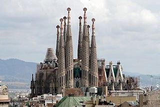 sagrada-familia Dünyanın En Güzel Binaları