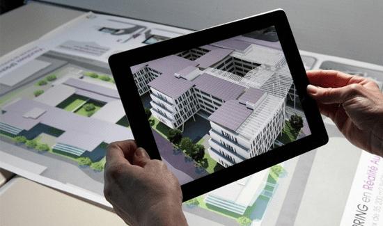 3-boyutlu-emlak-maketi İnşaat Sektöründe Sanal Gerçeklik