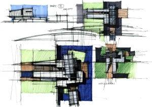 eskiz-örnekleri-34-300x212 Mimarlar İçin Eskiz Örnekleri
