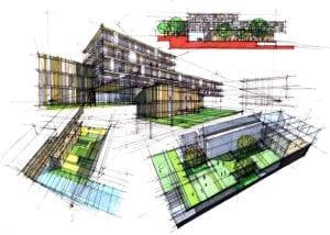 eskiz-örnekleri-57-300x214 Mimarlar İçin Eskiz Örnekleri