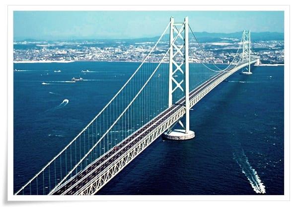 Akashi-Kaikyo-Köprüsü-1 Dünya'dan Çeşitli Mühendislik Harikaları