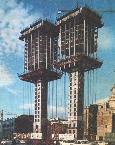 Konut-Binaları-MADRID Döşeme Kaldırma Sistemleri ( Lift-Slab)