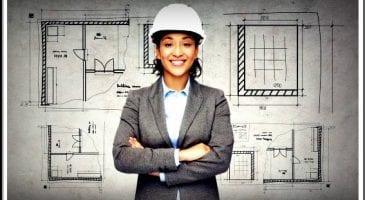 bayan inşaat mühendisi
