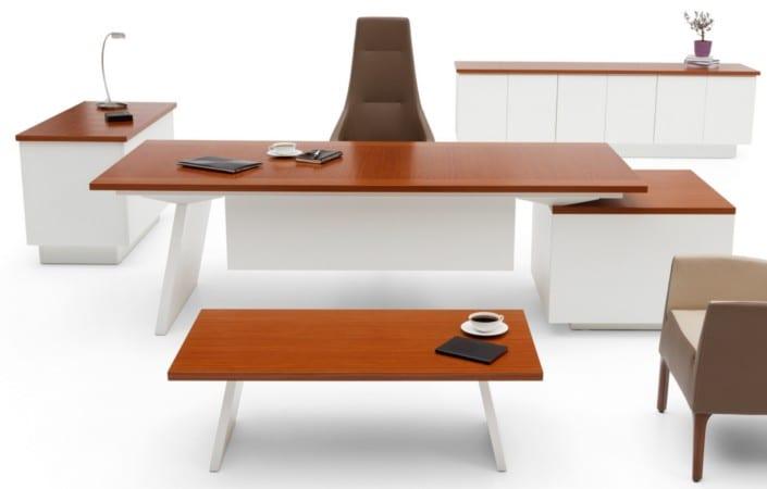 yonetici_ofis_mobilyalari Ofis Mobilyalarında Estetik Çözüm