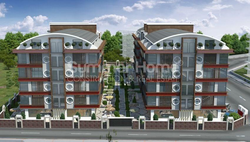 summer-park-dis-gorunum Summer Home Emlak ve İnşaat , Alanya'da altın yatırım fırsatını duyurdu