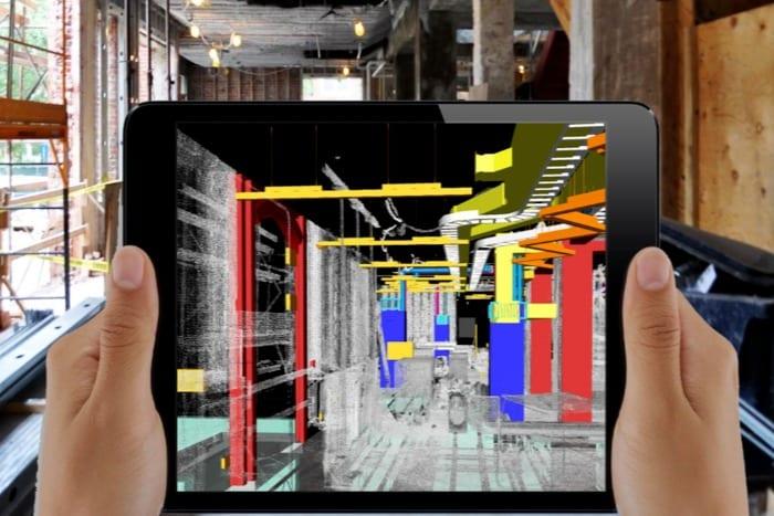 ar-construction VR ve AR Teknolojilerinin İnşaat Sektöründeki Yeri ve Kullanım Örnekleri