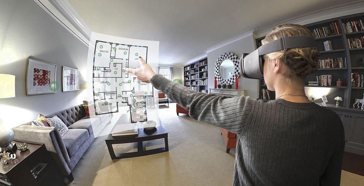 inşaat-gayrimenkul-sanal-virtual VR ve AR Teknolojilerinin İnşaat Sektöründeki Yeri ve Kullanım Örnekleri