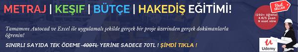 hakedis-metraj-egitimi Segregasyon
