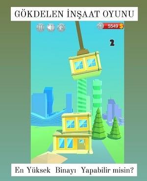 Bina-İnşaat-Oyunu-1 Rize Ahşap Merdiven