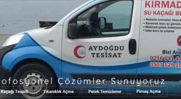 kadıköy su tesisatçısı
