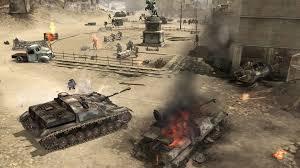 Company-Of-Heroes En İyi Savaş Oyunları
