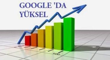 Google'da İlk Sıraya Yükselme Yolları