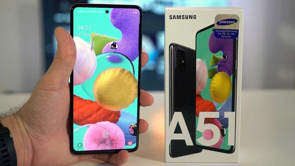Samsung-Galaxy-A51-1024x576 2000 - 3000 TL Aralığında Alınacak En İyi Telefonlar