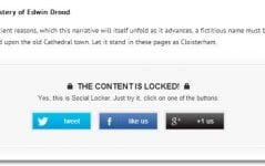 WordPress İçerik Kilitleme