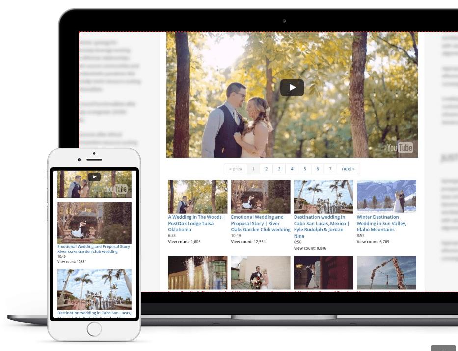 WordPress video eklentileri