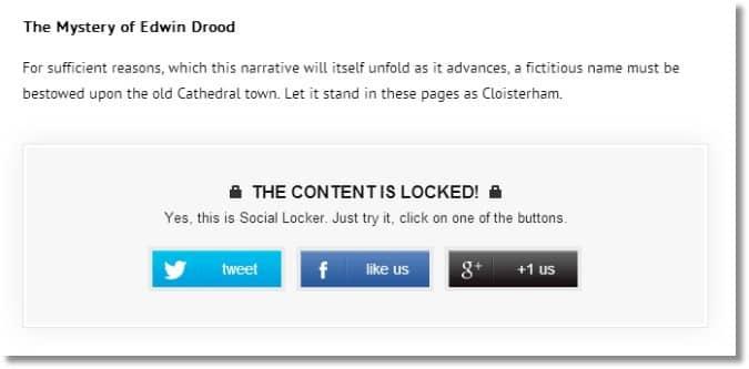 Wordpress'te İçerik Kilitleme Nasıl Yapılır